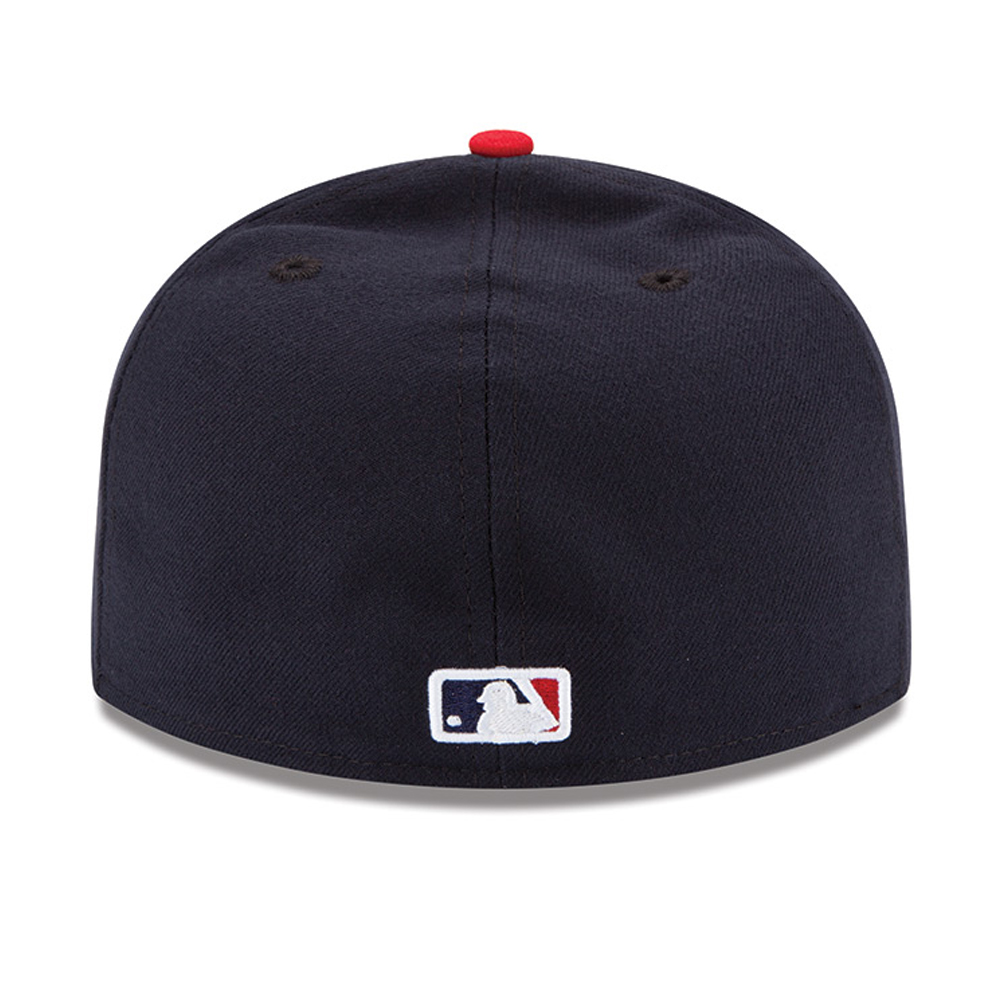 59FIFTY – Cleveland Indians – Authentic On-Field Home