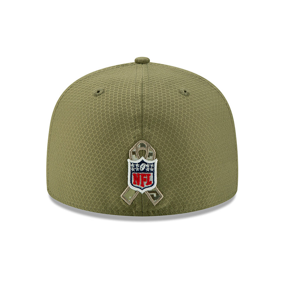Casquette Arizona Cardianals Salute To Service 59FIFTY vert