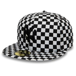 New York Yankees Checker 59FIFTY Cap