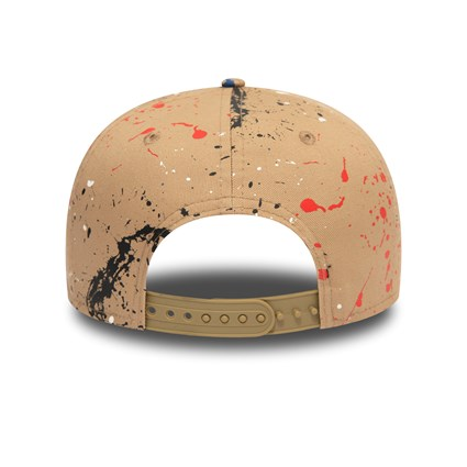 Detroit Tigers Paint Splatter 9FIFTY Cap