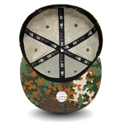 Boston Red Sox Country Camo 59FIFTY