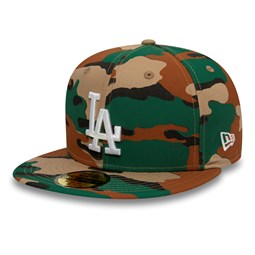 Los Angeles Dodgers Country Camo 59FIFTY