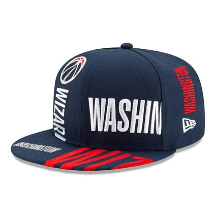 Washington Wizards Tip Off Blue 59FIFTY Cap
