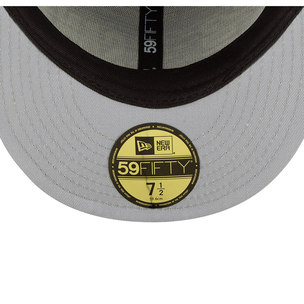 San Antonio Spurs Tip Off Black 59FIFTY Cap