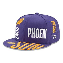 Pheonix Suns Tip Off Purple 59FIFTY Cap