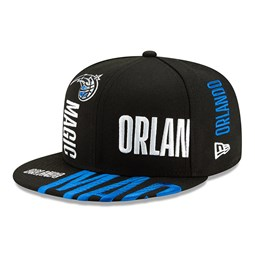 Cappellino 59FIFTY Tip Off nero degli Orlando Magic