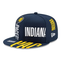 "Indiana Pacers 59FIFTY-Kappe ""Tip Off"" in Blau"