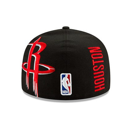 Houston Rockets Tip Off Red 59FIFTY Cap