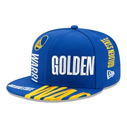 Casquette 59FIFTY bleue Tip Off des Warriors de Golden State