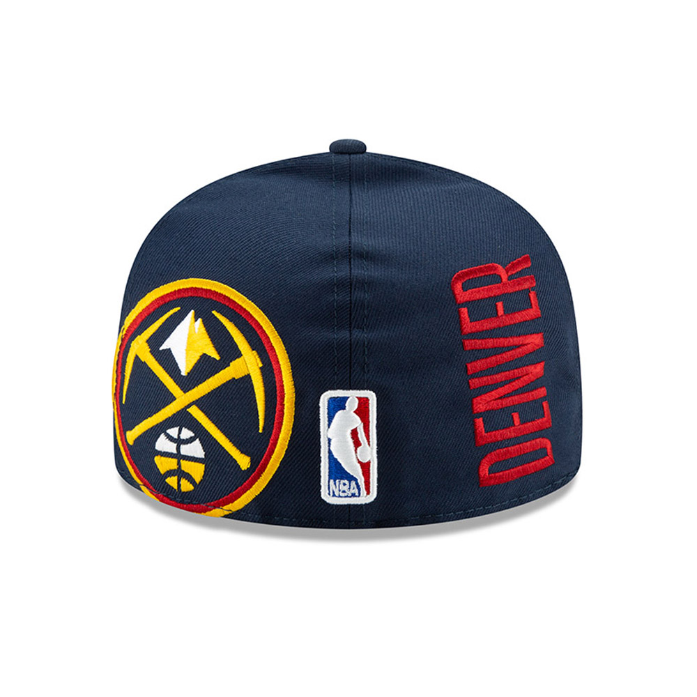 Denver Nuggets Tip Off Blue 59FIFTY Cap