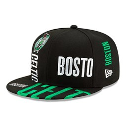 Gorra Boston Celtics Tip Off 59FIFTY, verde