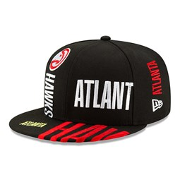 Casquette 59FIFTY rouge Tip Off des Hawks d'Atlanta