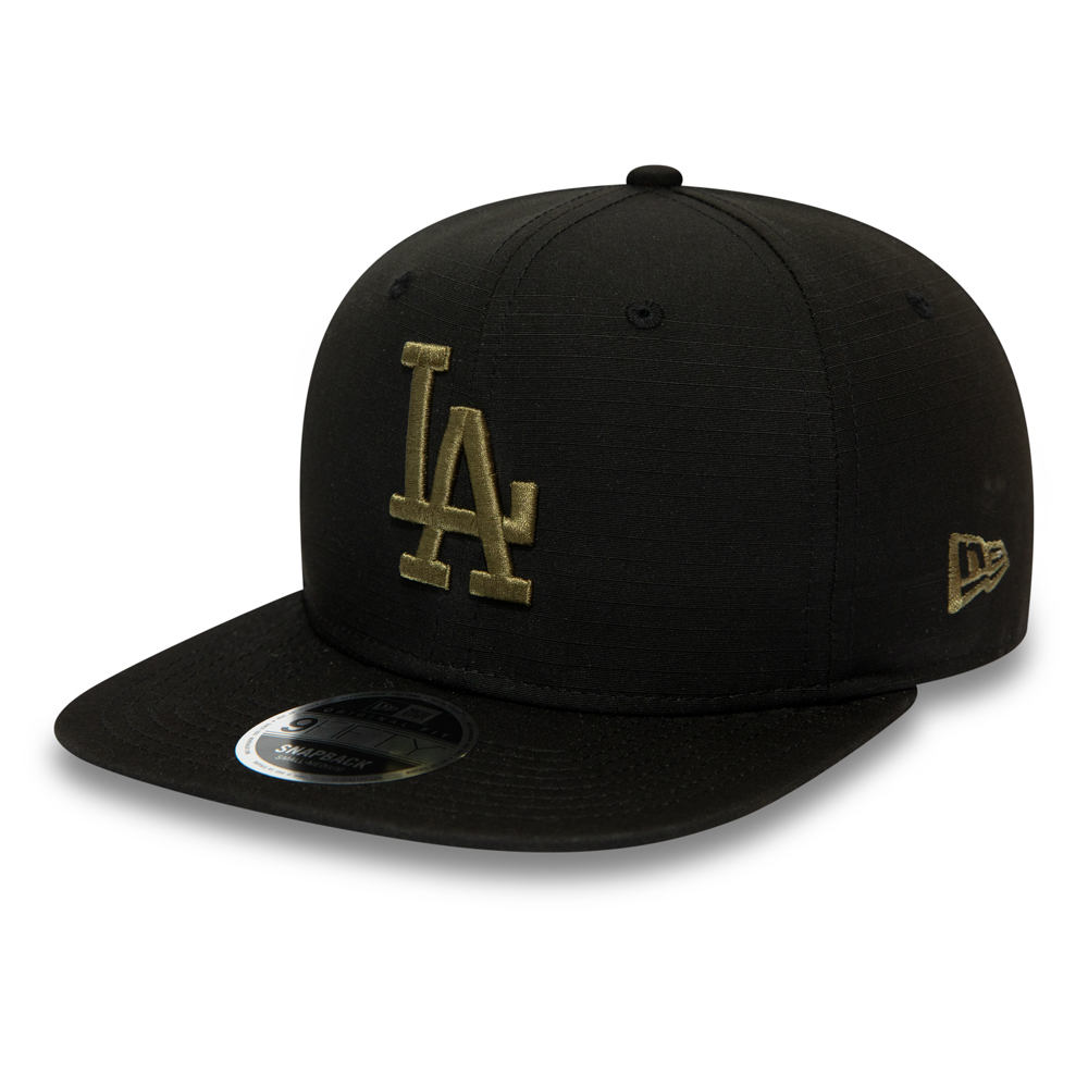 Gorra Los Angeles Dodgers Utility 9FIFTY, negro