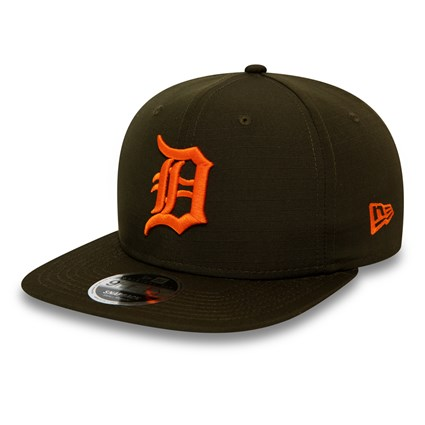 Detroit Tigers Utility Black 9FIFTY Cap