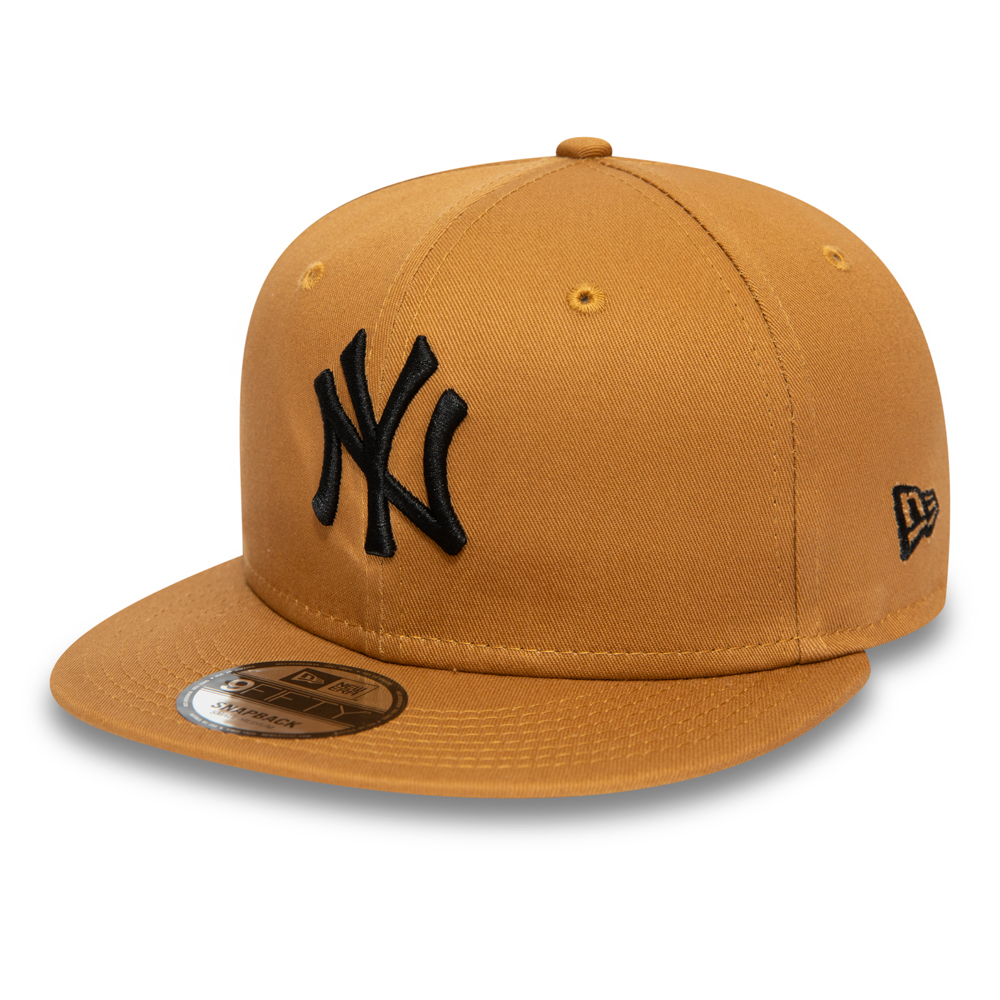 Gorra New York Yankees Essential 9FIFTY, mostaza