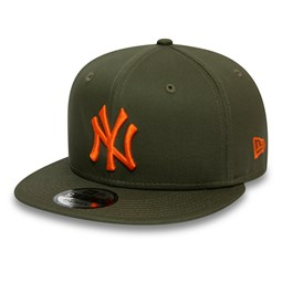 Gorra New York Yankees Essential 9FIFTY verde
