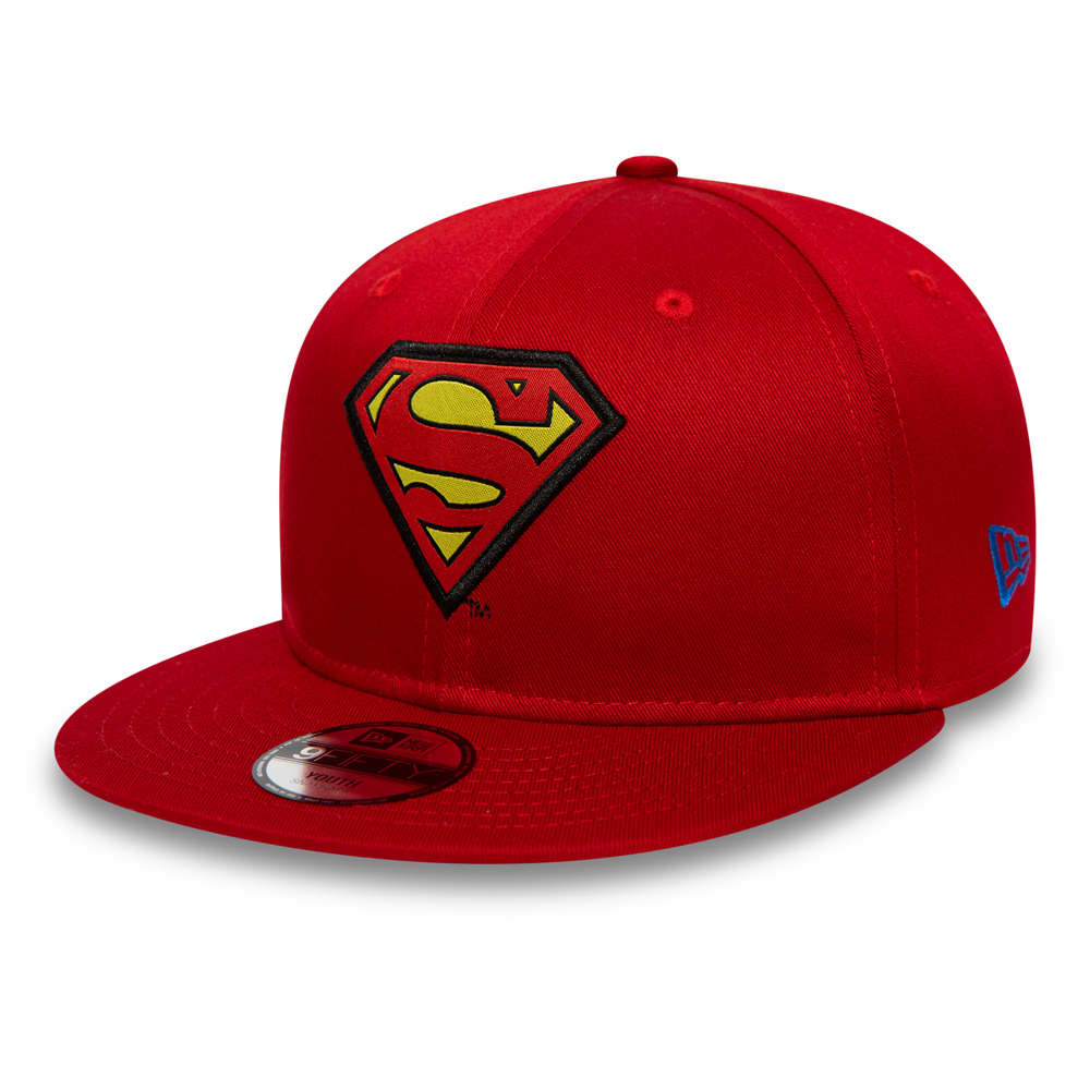 Cappellino Superman Character 9FIFTY rosso bambino