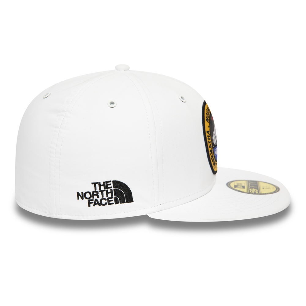 New Era X The North Face White 59FIFTY
