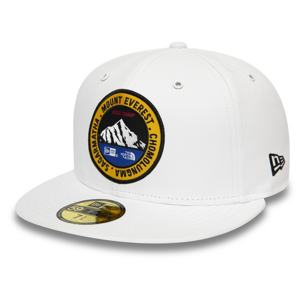 New Era X The North Face 59FIFTY bianco