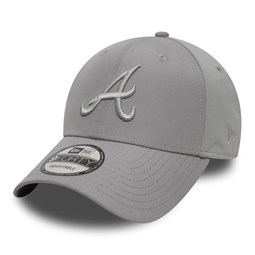 Atlanta Braves Grey 9FORTY Cap