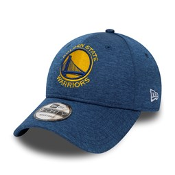 Golden State Warriors 9FORTY-Kappe aus Jersey in Blau