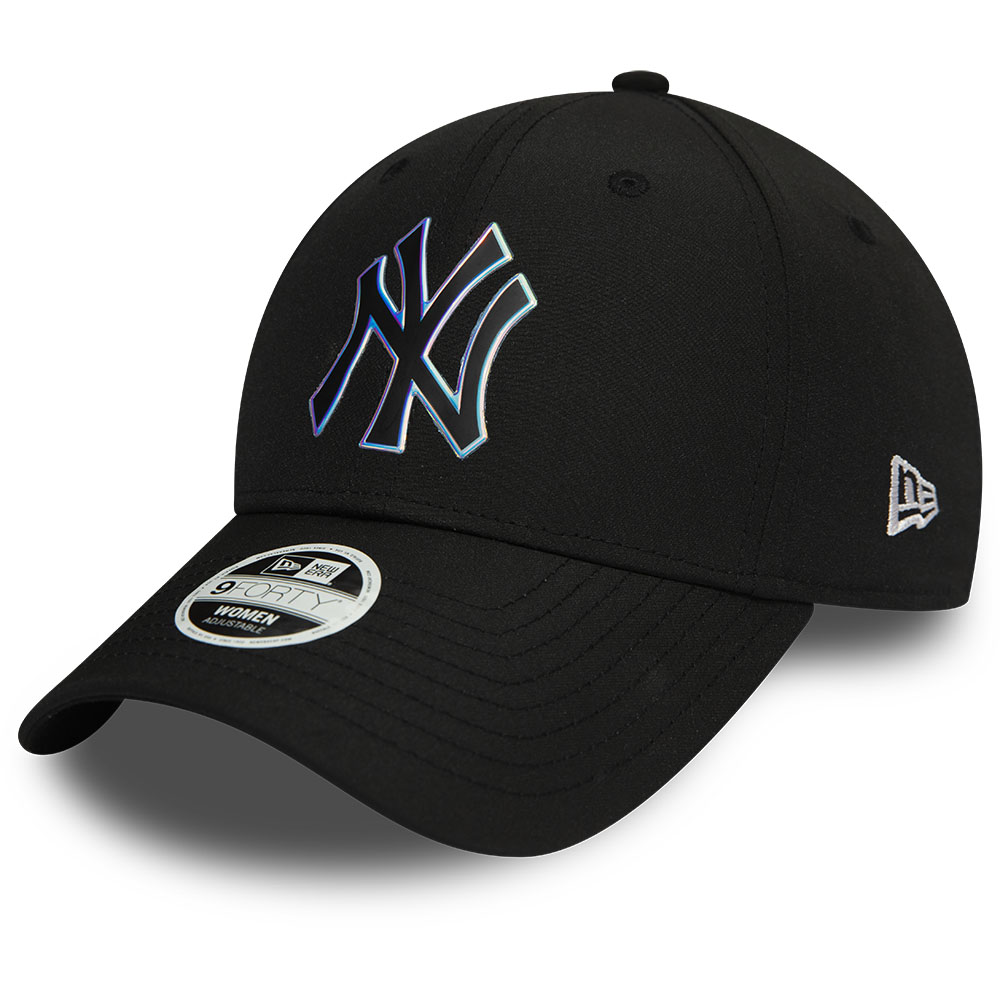 New York Yankees Womens Black 9FORTY Cap