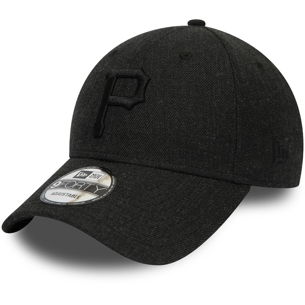 Pittsburgh Pirates Winterised League Black 9FORTY Cap