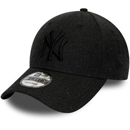 Casquette 9FORTY Winterised League noire des Yankees de New York