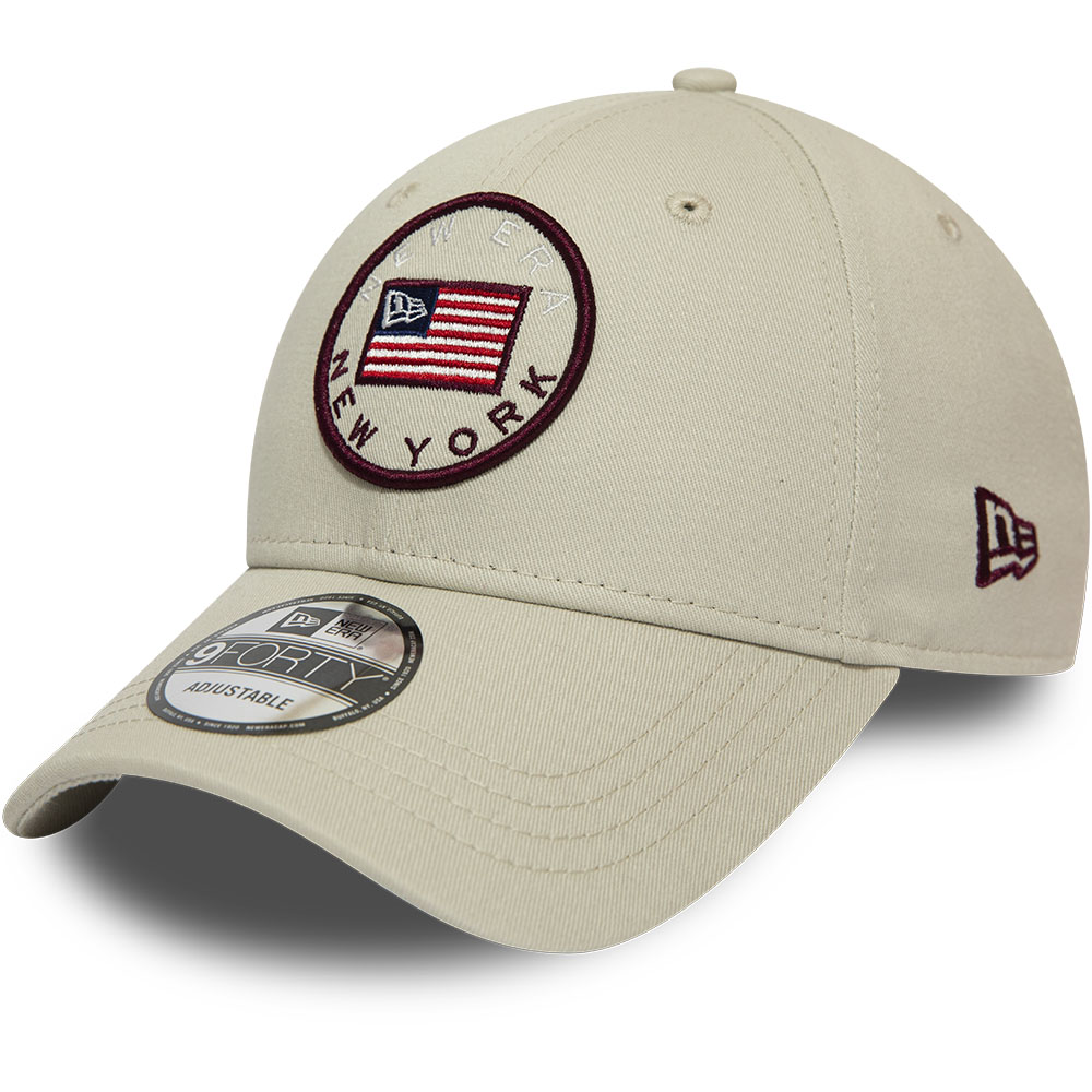 New Era USA Flagged Stone 9FORTY Cap