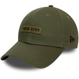 Casquette 9FORTY Essential New Era vert olive