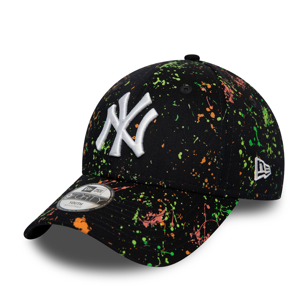 New York Yankees Paint Navy 9FORTY Cap