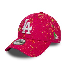 Los Angeles Dodgers Kids Paint Pink 9FORTY Cap