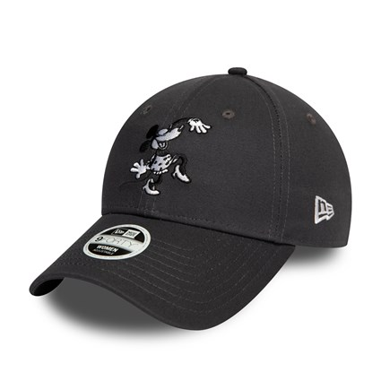Minnie Mouse Disney Womens Graphite 9FORTY Cap
