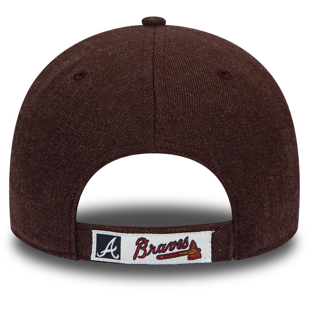Casquette 9FORTY Winterised League marron des Braves d'Atlanta
