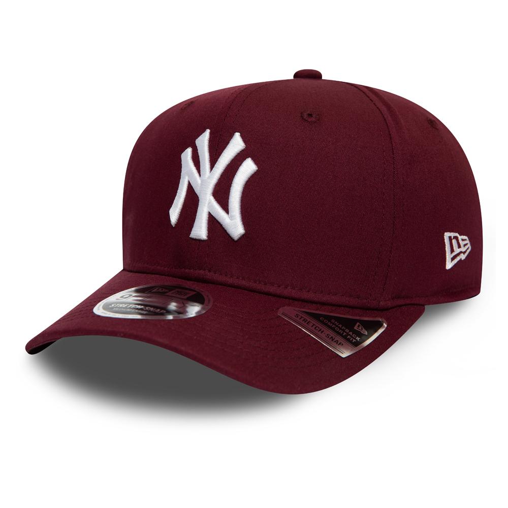 Kastanienbraune 9FIFTY-Kappe – Stretch – New York Yankees