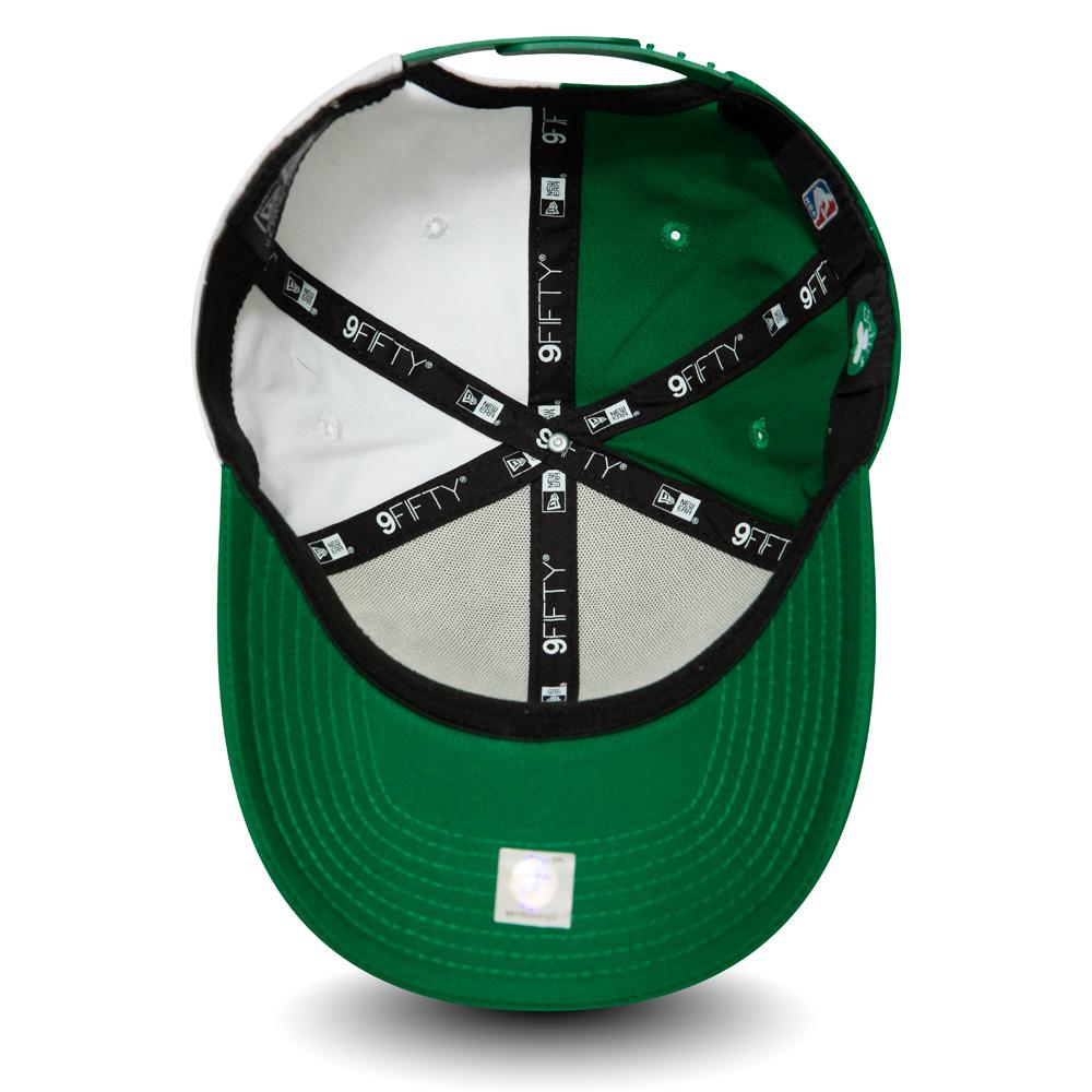 Cappellino 9FIFTY Split Stretch dei Boston Celtics