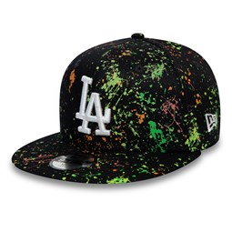 Los Angeles Dodgers Kids Paint Navy 9FIFTY Cap