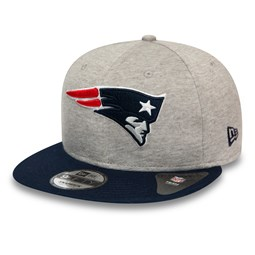 Gorra New England Patriots Essential Jersey 9FIFTY, gris