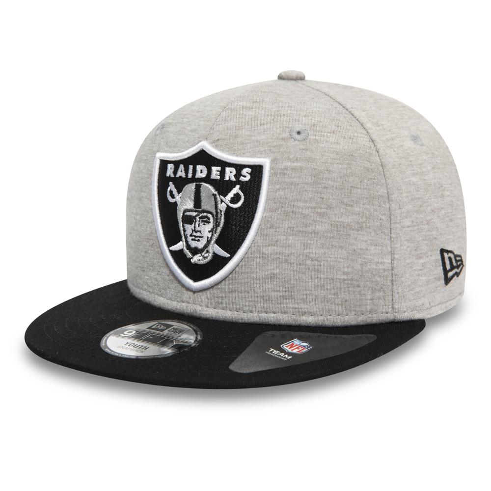 Cappellino 9FIFTY Essential Jersey degli Oakland Raiders bambino