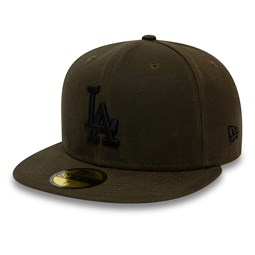 Los Angeles Dodgers – Khakifarbene Utility-59FIFTY-Kappe