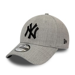 New York Yankees Essential Heather Grey 39THIRTY Cap