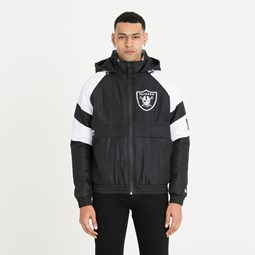 Piumino Oakland Raiders nero