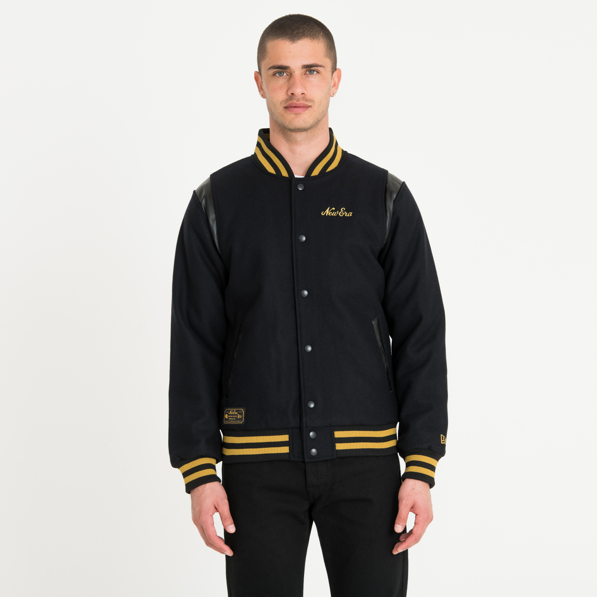 New Era – Heritage – Varsity-Jacke