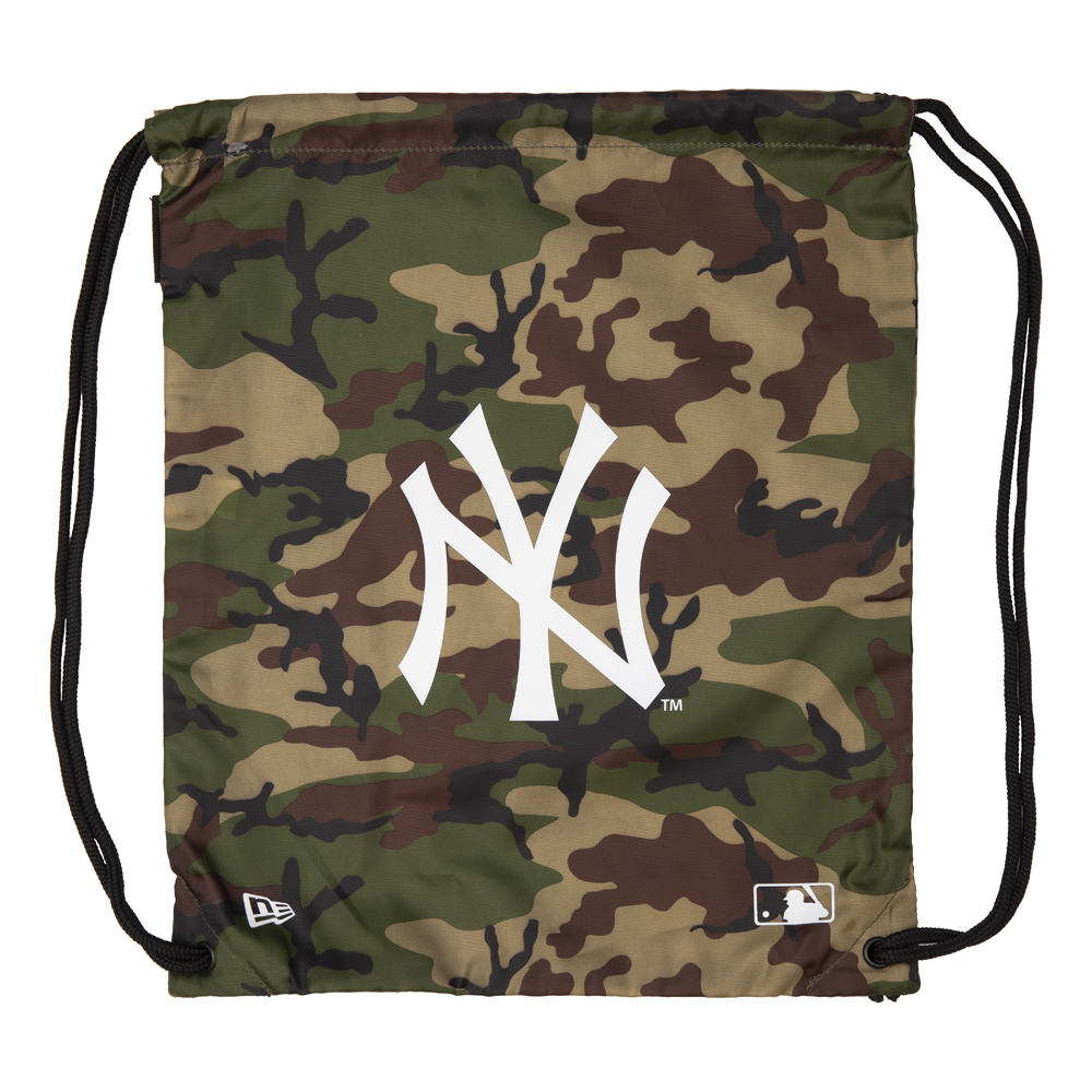 Saco de gimnasia New York Yankees, camo
