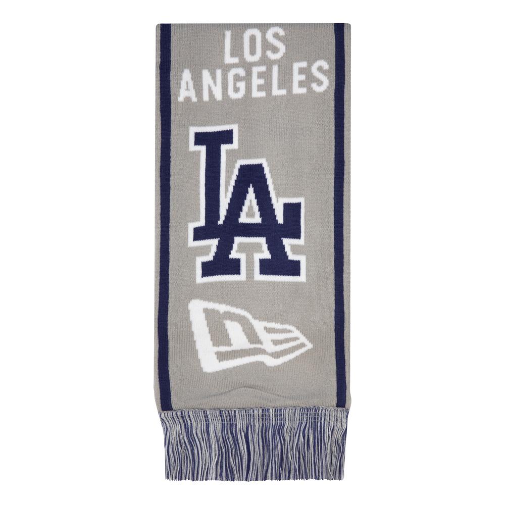 Echarpe grise des Dodgers de Los Angeles