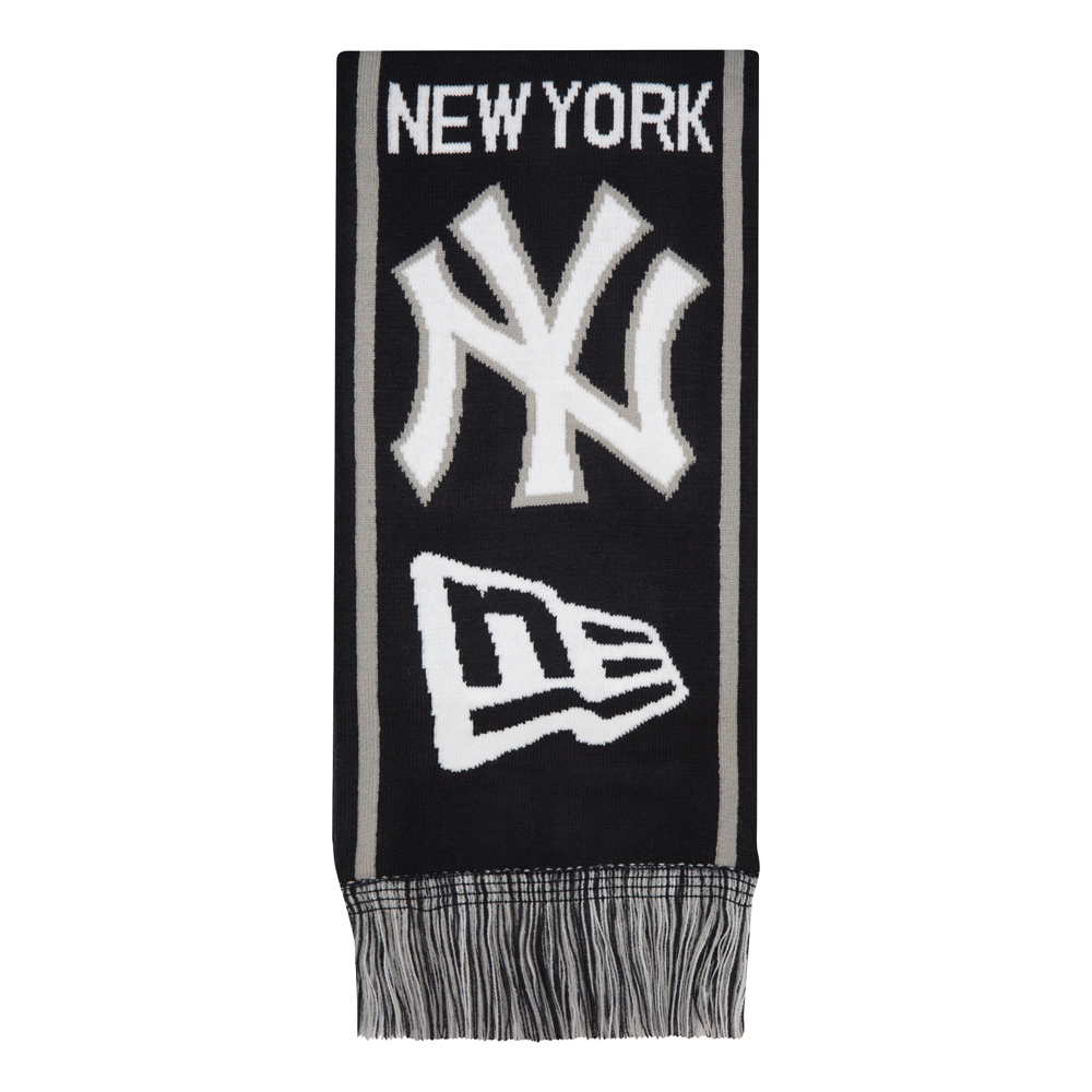 New York Yankees Black Scarf