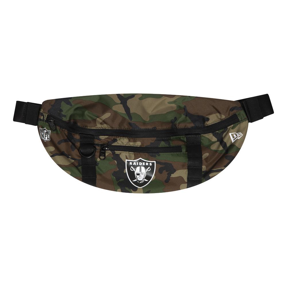 Oakland Raiders Gürteltasche in Schwarz