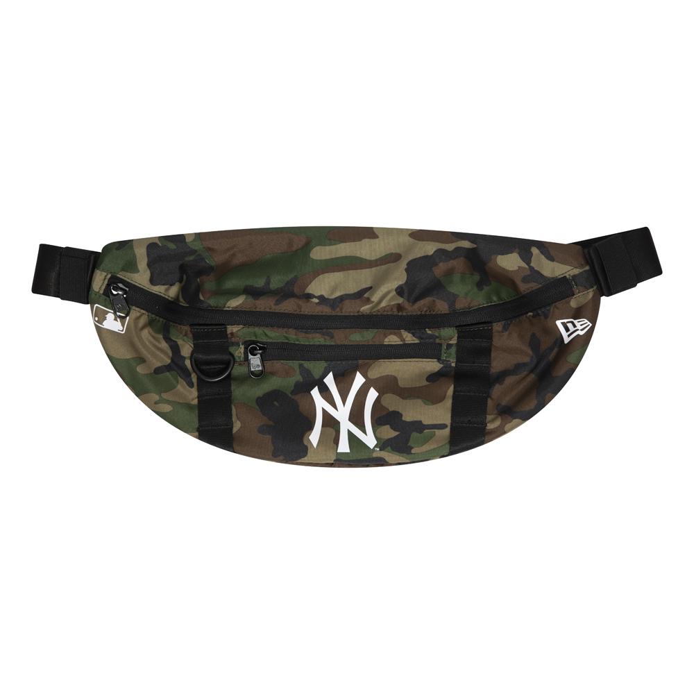 Marsupio mimetico New York Yankees