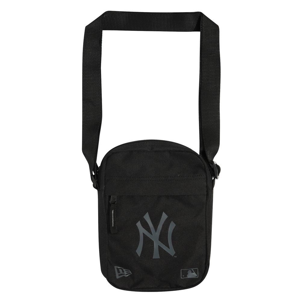 Bandolera rectangular New York Yankees Logo Black