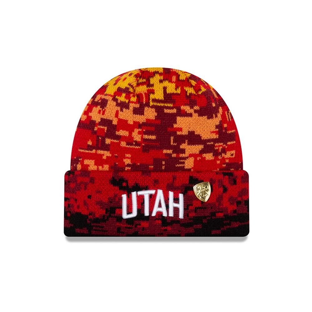Donovan Mitchell Utah Jazz Ombre Camo Knit